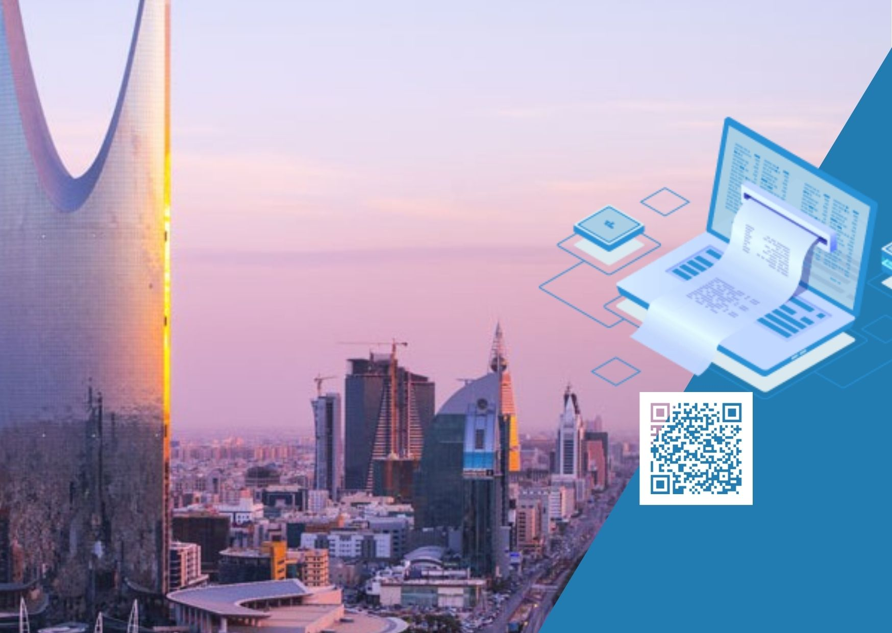 Digital Taxation in Saudi Arabia: How to implement E-invoicing with minimum effort and cost